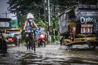 PAGASA warns of serious flooding in Eastern Visayas