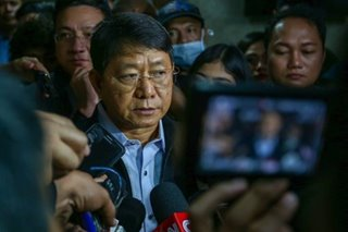 DILG chief Año heeds doctor advice to 'take a break' after COVID-19 bouts