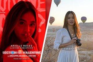 Meet Arielle Roces, star of thriller series 'Section Saint Valentine'