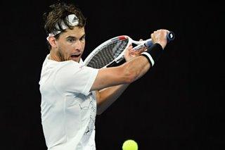 2021 Australian Open: Thiem tames Kyrgios, crowd to reach last 16 in Melbourne
