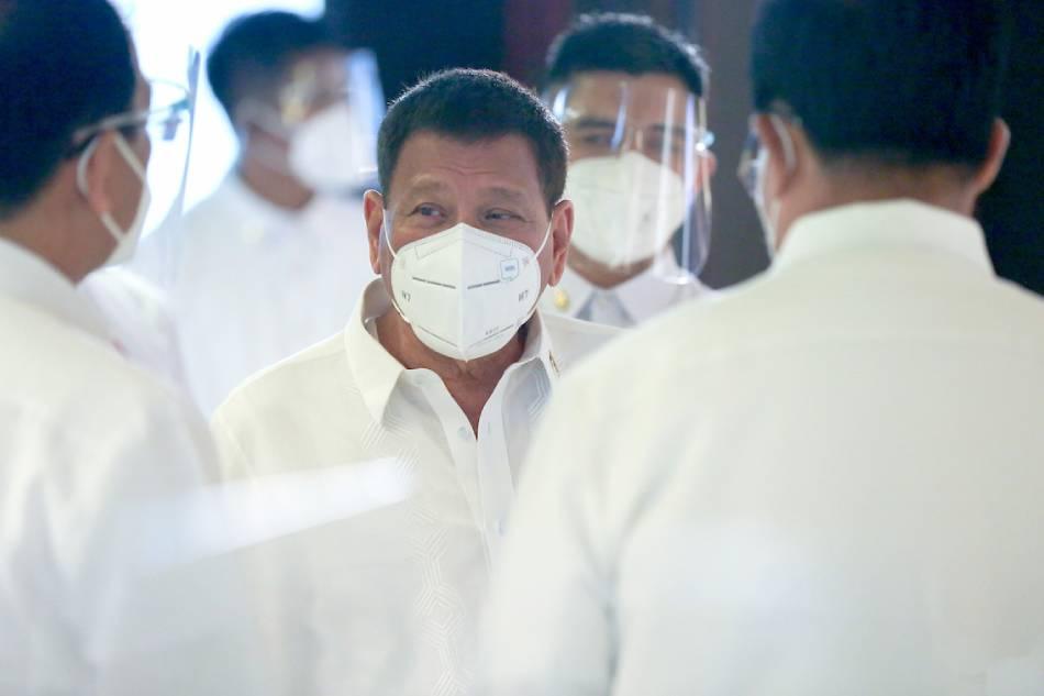 Tough on US, soft on China? Palace says Duterte being good neighbor to Beijing 1
