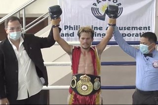 Boxing: Champ Vic Saludar landed cleaner punches vs challenger, says analyst