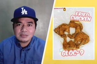 Fried Chicken ni Gloc-9: OPM rapper, ibinahagi ang kanyang negosyo