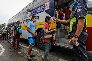 Transport regulator allows 4,000 buses, jeepneys to operate in Metro Manila