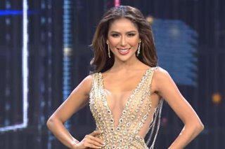 What exactly did Samantha Bernardo tell Miss Grand International winner during coronation?