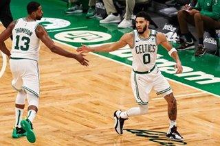 NBA: Jayson Tatum's career-high 53 carries Celtics to OT thriller
