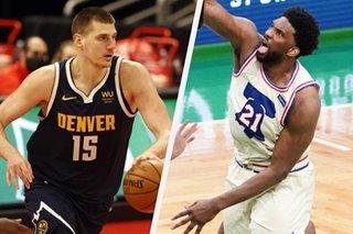 NBA MVP race: Joel Embiid balik sa Top 5; Nikola Jokic patuloy na nangunguna