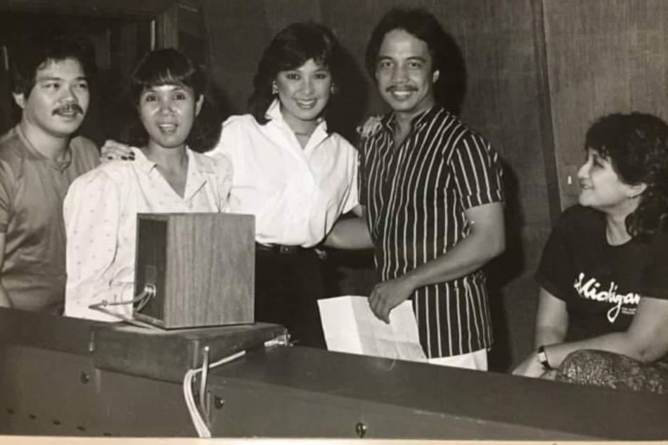 Behind the Music: 'Init sa Magdamag' by Sharon Cuneta and Nonoy Zuniga