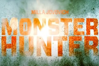 'Monster Hunter' mapapanood via streaming sa Pilipinas