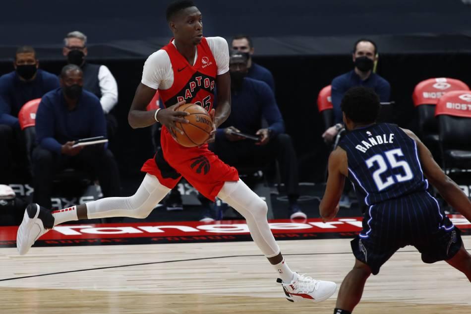 NBA: Paul Watson Jr. explodes for 30 as Raptors top Magic 1