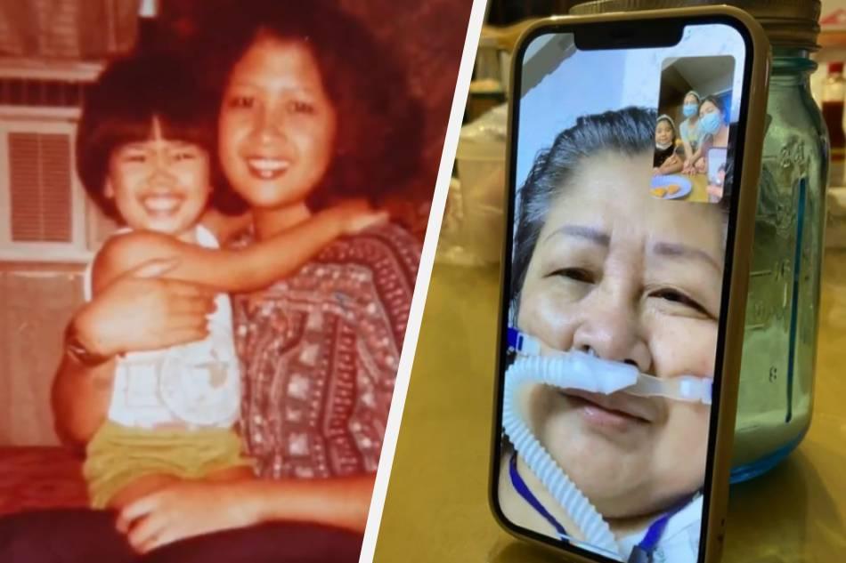 Geneva Cruz's mother, Marilyn Cruz, died due to COVID-19 in April. Instagram: @genevacruzofficial