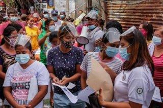 P13.1 billion fund gathered for lockdown 'ayuda'