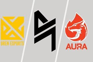 Mobile Legends: Bren, Blacklist, AuraPH continue hot streaks in MPL7
