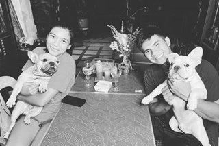 Alyssa Valdez hopes to 'annoy' Kiefer Ravena more as they mark 5th anniversary