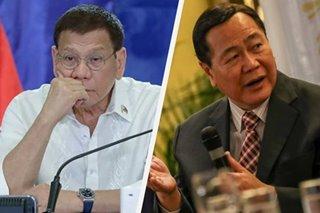 PH Bar Association offers to host Duterte vs Carpio debate on West Philippine Sea