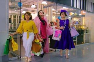 'Nag-iisa lang siya': Karla, Jolina inaming nahirapang gayahin si Melai sa kanilang pelikula