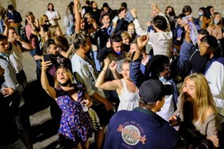 'Freedom' fiestas: Spaniards celebrate end of COVID curfew