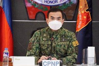 PNP chief Eleazar inilatag ang mga plano para linisin ang kapulisan