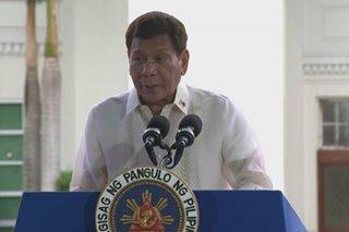 Duterte nanawagang bigyang-pugay ang frontliners sa Independence Day speech