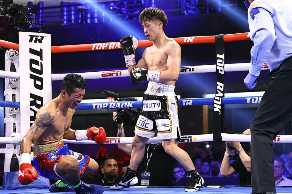 Boxing: Casimero, Donaire react on Inoue's stoppage of Dasmariñas