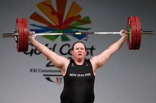 NZ weightlifter to become first transgender athlete to compete at Olympics