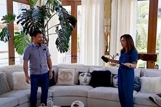 WATCH: Karen Davila tours Manny Pacquiao's home
