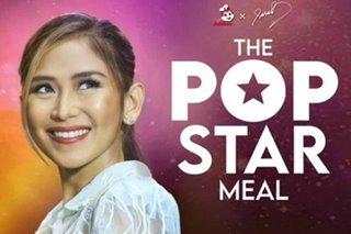 'Ikot-Ikot' fries? Fan's mockup of Sarah G meal, inspired by BTS promo, goes viral