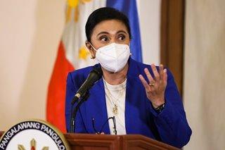 Avoid Indonesia-like surge: Robredo seeks accelerated vaccine drive amid Delta variant