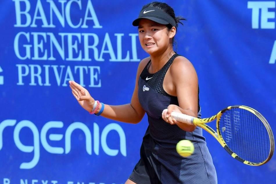 Tennis: Alex Eala achieves singles-doubles title sweep in Milan juniors tilt 1