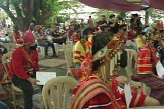 Ilang estudyanteng Lumad nagtapos ng senior high school