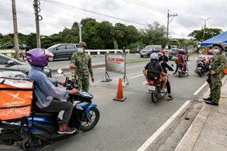 Mas maagang curfew, quarantine pass ipatutupad sa Metro Manila ECQ