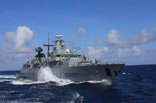 China mum on German navy's Shanghai port call request