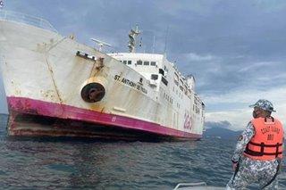 Barkong may COVID-19 ang crew ikinababahala sa Bauan