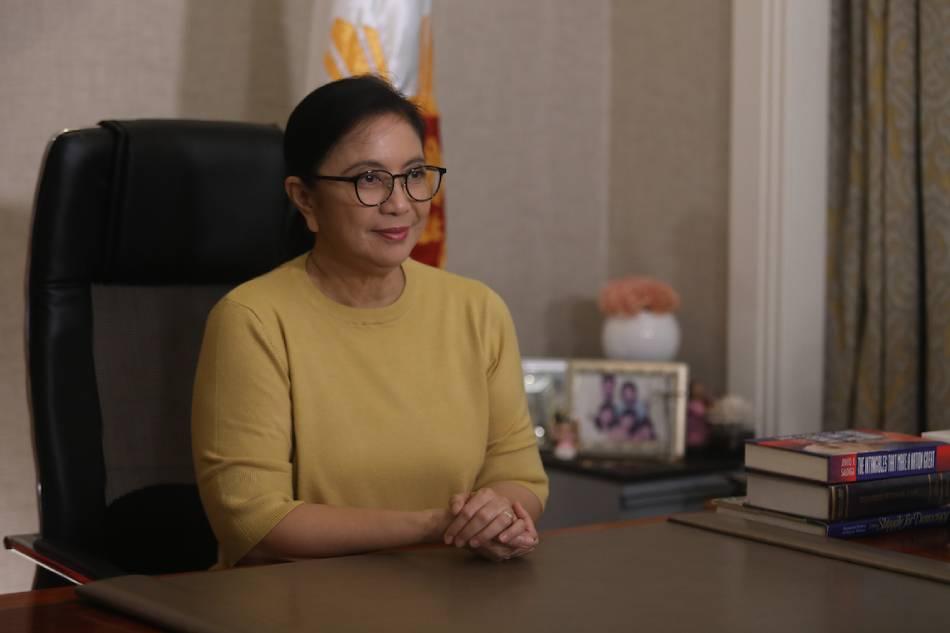 Vice President Leni Robredo. OVP/Handout