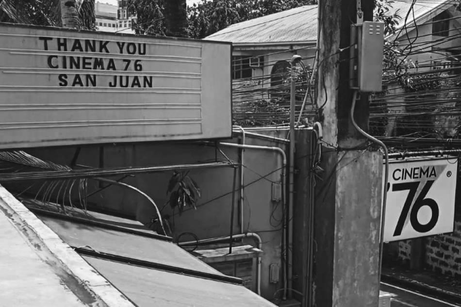 Cinema '76 Film Society is closing San Juan branch