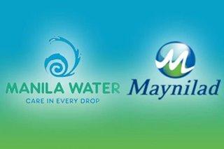 Senate OKs Maynilad, Manila Water franchises