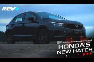 Rev Reviews: 2021 Honda City Hatchback