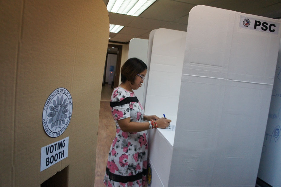 Congress urged to urgently decide on SK, brgy polls postponement
