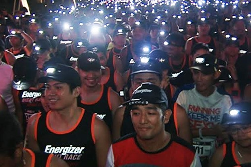 3,000 run to spark hope for brighter future