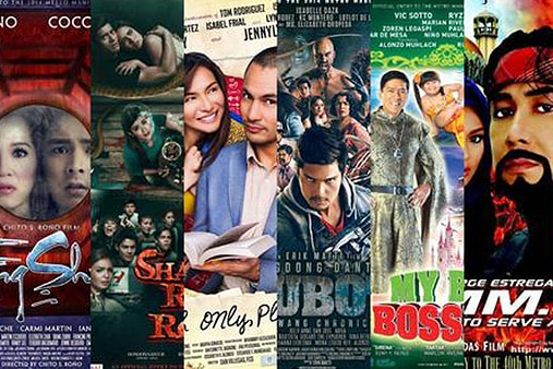 'Bonifacio,' 'English Only' win big at 40th MMFF