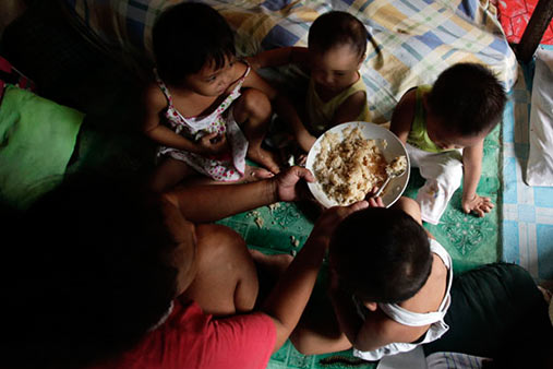3.6 million stunted children in PH, NGO says