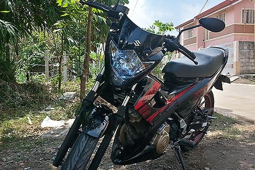 Suzuki Raider 150 Decals Design >> Hail to the 'Underbone King' | ABS-CBN News