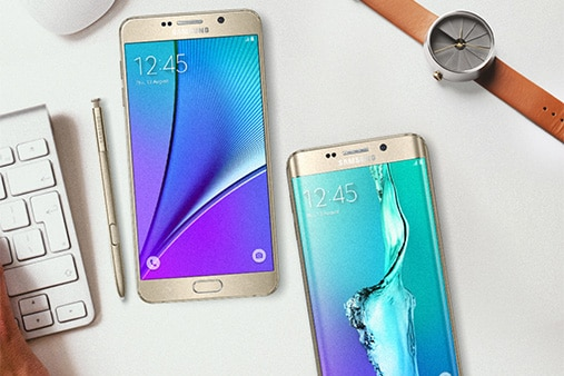 Smart Infinity offers the most premium Samsung Galaxy Note 5, S6 Edge Plus plans