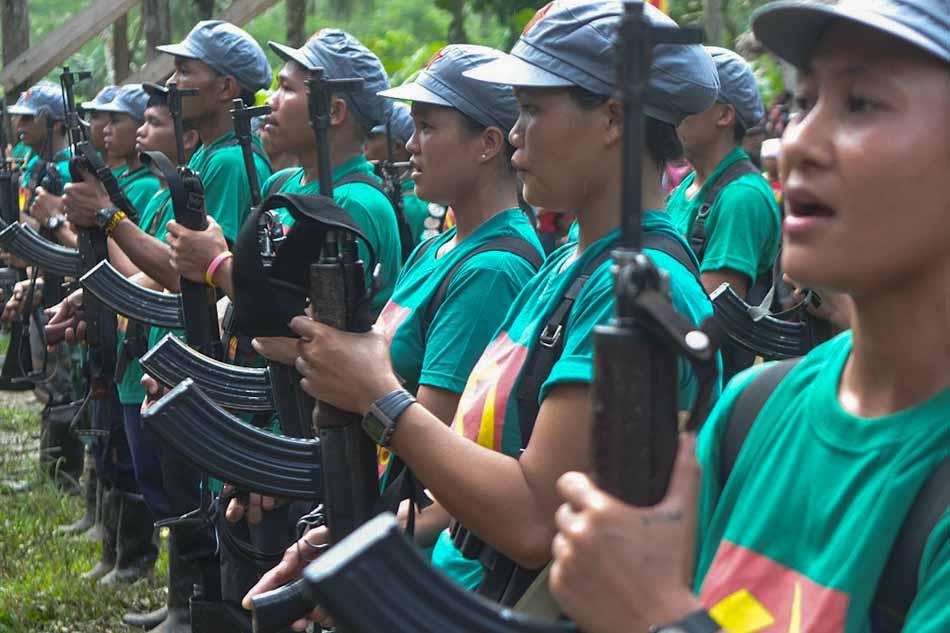 CPP-NPA declare ceasefire for peace talks 1