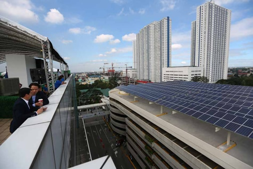 Sm North Edsa Is Now World S Biggest Solar Powered Mall