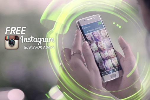 Smart offers free Instagram