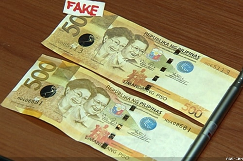 Want to spot fake money? Here's a quick trick | ABS-CBN News