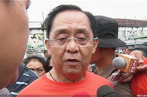 Ex-Batangas gov faces malversation rap over cash advances