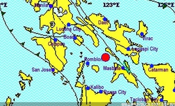 Magnitude 6 quake hits Bicol | ABS-CBN News