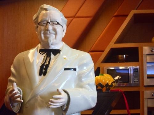 KFC unearths Colonel Sanders' secret recipes | ABS-CBN News